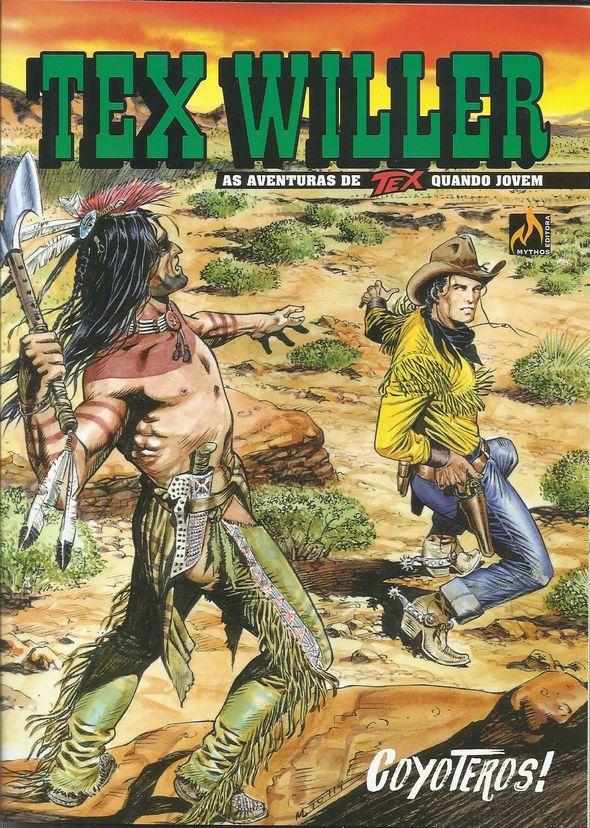 Tex Willer Nº 6