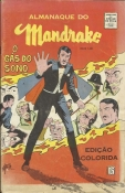 Almanaque Do Mandrake 1968