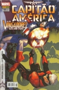 Capitão América & Os Vingadores Secretos N° 18