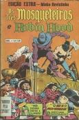 Os Três Mosqueteiros E Robin Hood (Edição Extra De Minha Revistinha)