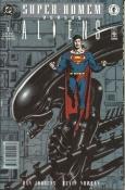 Super-homem Versus Aliens - Minissérie Parte 1