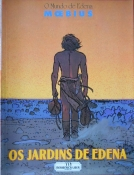 Moebius - Os Jardins De Edena