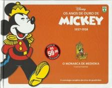 Anos De Ouro De Mickey Vol. 9