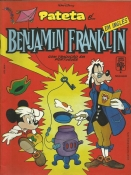 Pateta é Benjamin Franklin Nº 4 (em Inglês) - Com Tradução Em Português