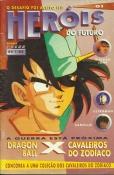 Revista Heróis Do Futuro Nº 1 - Com Brinde
