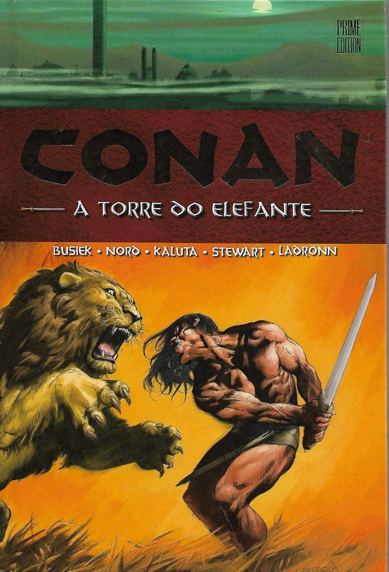 Conan - A Torre Do Elefante
