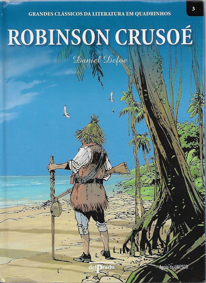 Grandes Clássicos Da Literatura Em Quadrinhos N° 3