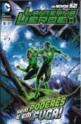 Lanterna Verde Nº 8 (1ª Série)
