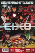Vingadores E X-Men - Eixo - Minissérie Parte 1