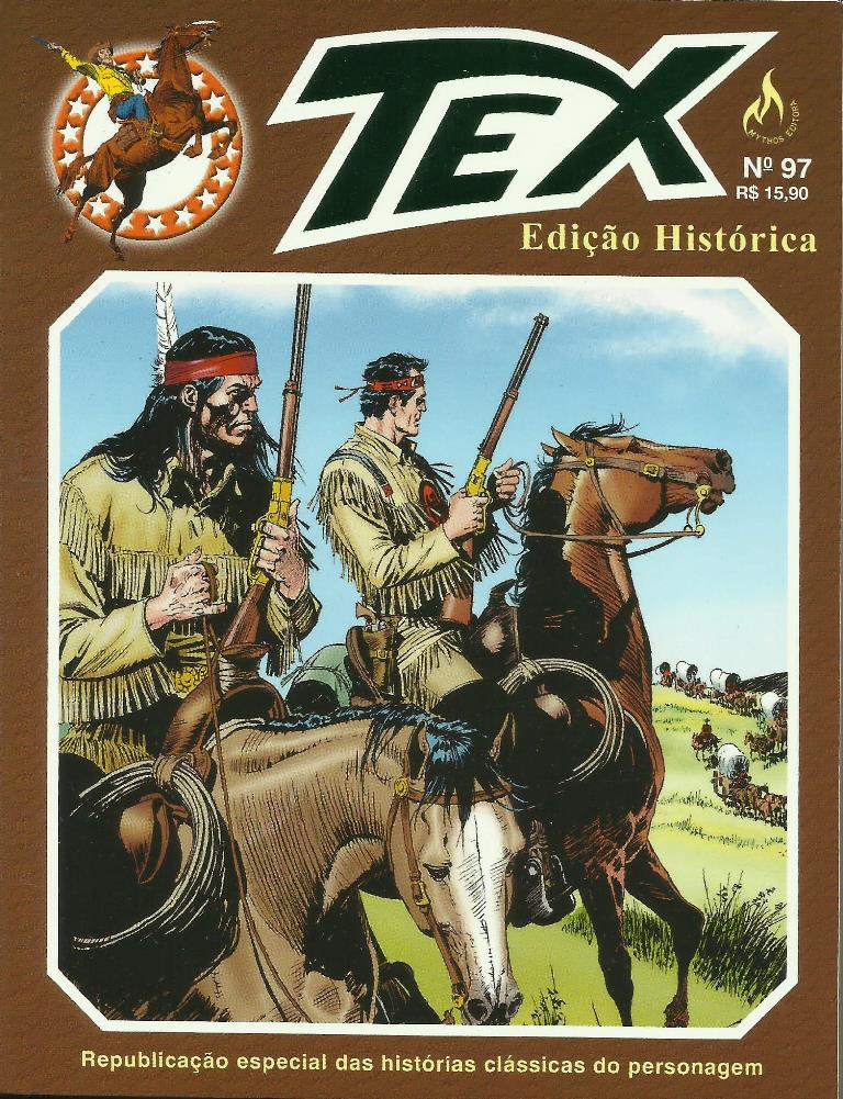 Tex Edição Histórica Nº 97