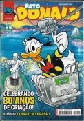 Pato Donald Nº 2432 Celebrando 80 Anos De Criação!
