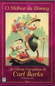 Obras Completas De Carl Barks Vol 20 - O Melhor Da Disney