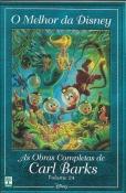 Obras Completas De Carl Barks Vol 24 - O Melhor Da Disney