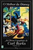 Obras Completas De Carl Barks Vol 31 - O Melhor Da Disney