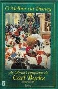 Obras Completas De Carl Barks Vol 38 - O Melhor Da Disney