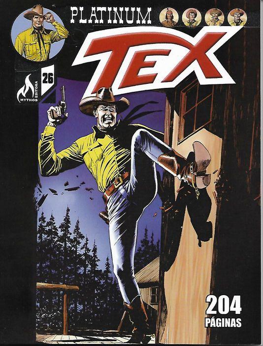Tex Platinum Nº 26