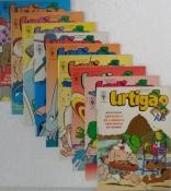 Urtigão In Rio - Série Completa Em 9 Edições