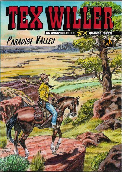 Tex Willer Nº 14