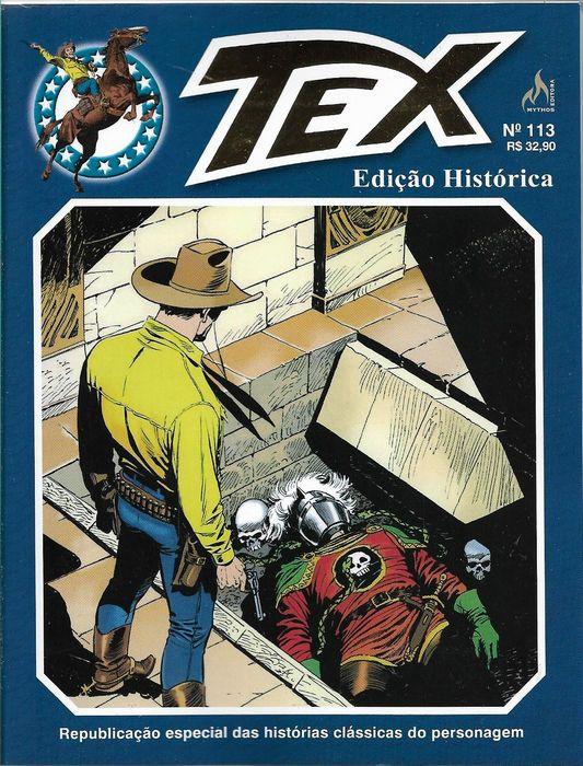 Tex Edição Histórica Nº 113