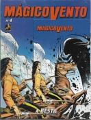 Mágico Vento Nº 4 (2ª Série) - Com Brinde Cartão Postal