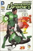 Lanterna Verde Nº 40 - Capa Variante Celebrando 75 Anos Do Flash Na CCXP (1ª Série)