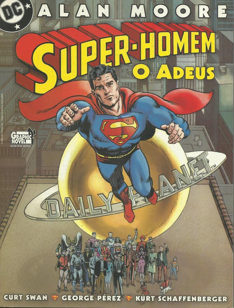 Super-Homem - O Adeus