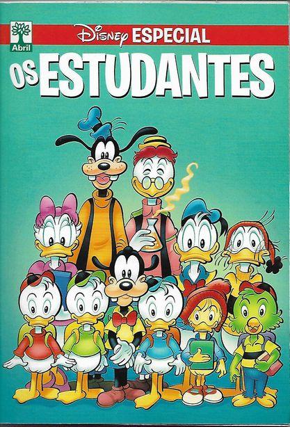 Disney Especial Os Estudantes