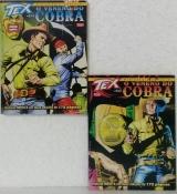 Tex Minissérie Especial O Veneno Do Cobra - Completa 2 Edições