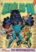 Heróis Da TV Nº 73 (2ª Série) C/ Página 231/232 Do Dicionário Marvel
