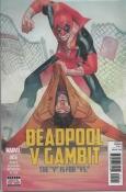 Deadpool V Gambit Nº 5
