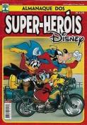 Almanaque Dos Super-heróis Disney Nº 1