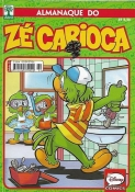 Almanaque Do Zé Carioca Nº 22 (2ª Série)