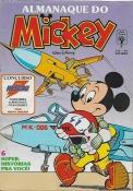 Almanaque Do Mickey Nº 6 (1ª Série)