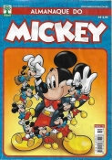 Almanaque Do Mickey Nº 10 (2ª Série)
