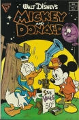Mickey And Donald Nº 7