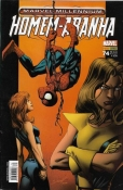 Marvel Millennium Homem-aranha Nº 74