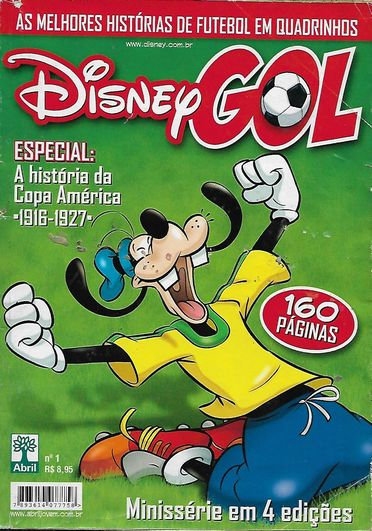Disney Gol Nº 1