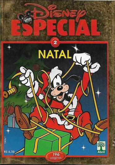 Novo Disney Especial Nº 2