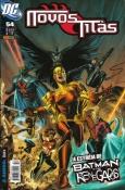 Novos Titãs Nº 54 (1ª Série)