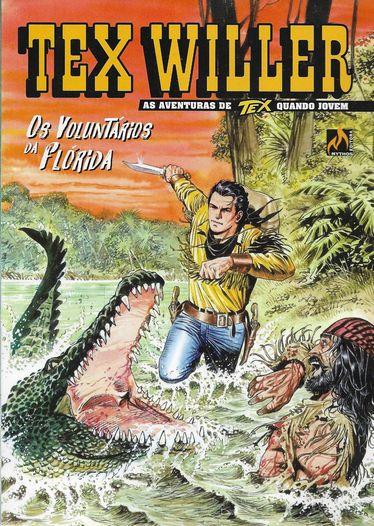 Tex Willer Nº 21