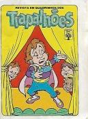 Revista Em Quadrinhos Dos Trapalhões - Mini Revista Danone