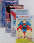 Super-Homem As Quatro Estações - Minissérie Completa 4 Edições