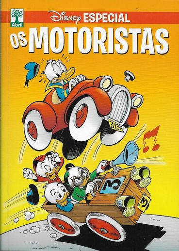 Disney Especial Os Motoristas