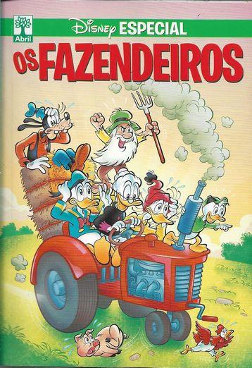 Disney Especial Os Fazendeiros