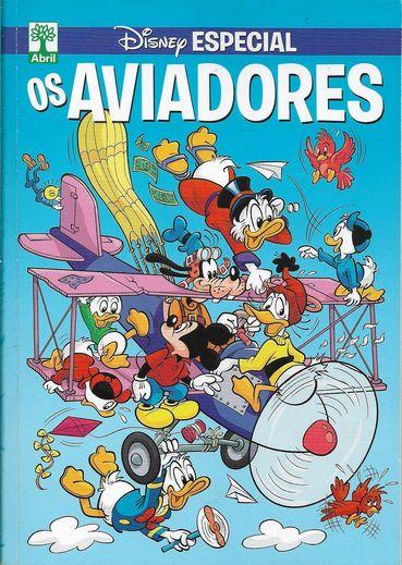 Disney Especial Os Aviadores