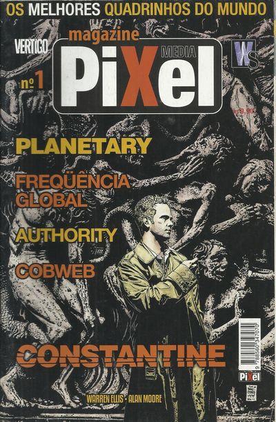 Pixel Magazine Nº 1