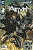 Batman Nº 1 Capa Variante (2ª Série)