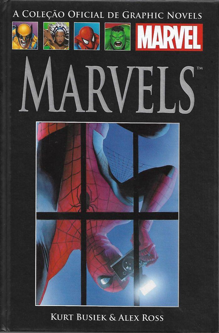 Coleção Oficial De Graphic Novels Marvel Vol. 13