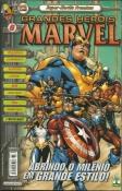 Grandes Heróis Marvel Nº 6 (3ª Série) - Heróis Premium