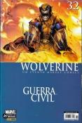 Wolverine Nº 32 (1ª Série)